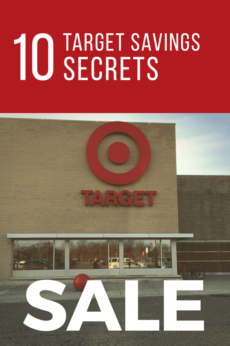 10 Target Savings Secrets