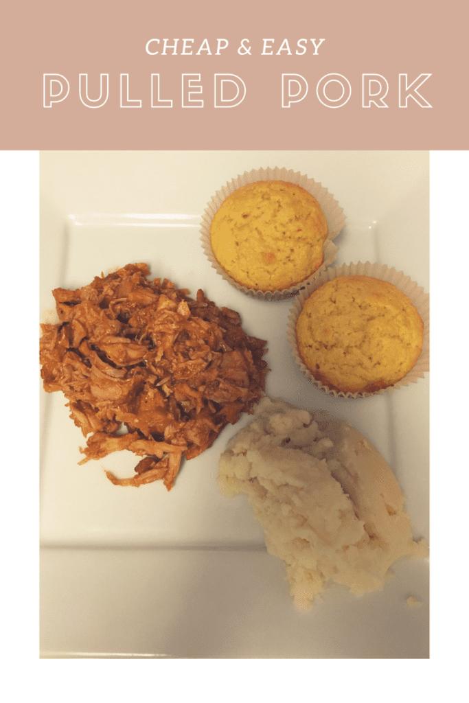 Yummy & Cheap Pulled Pork