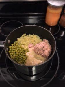Tuna Noodle