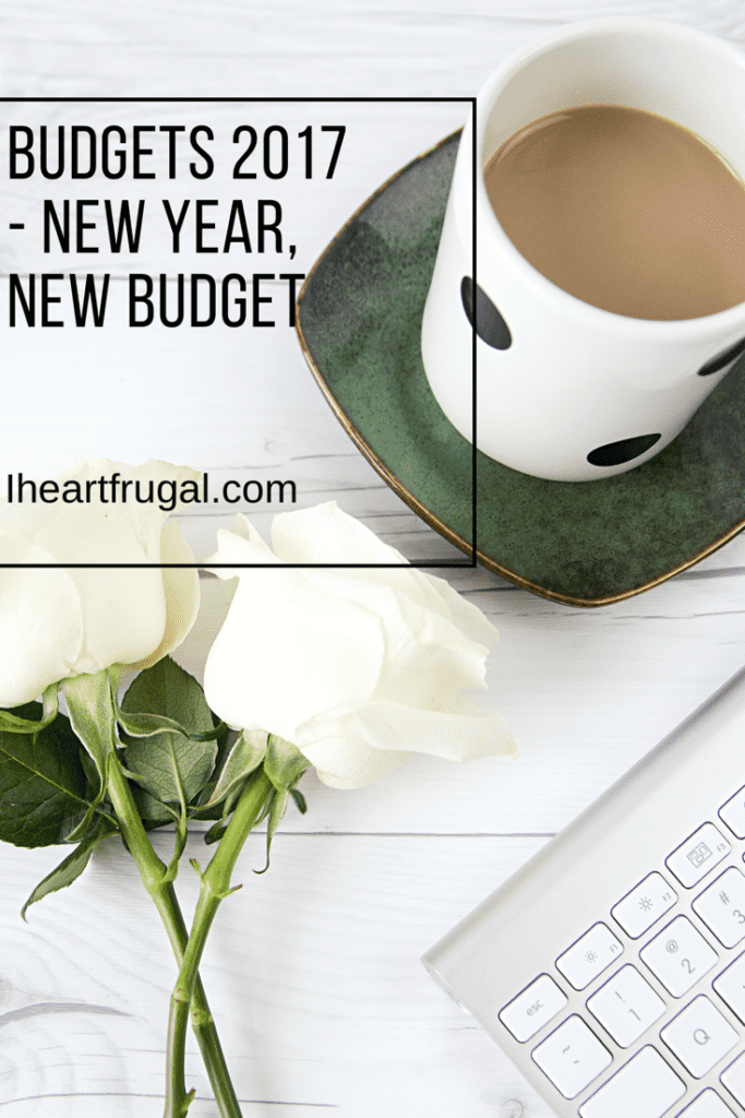 New Year, New Budget