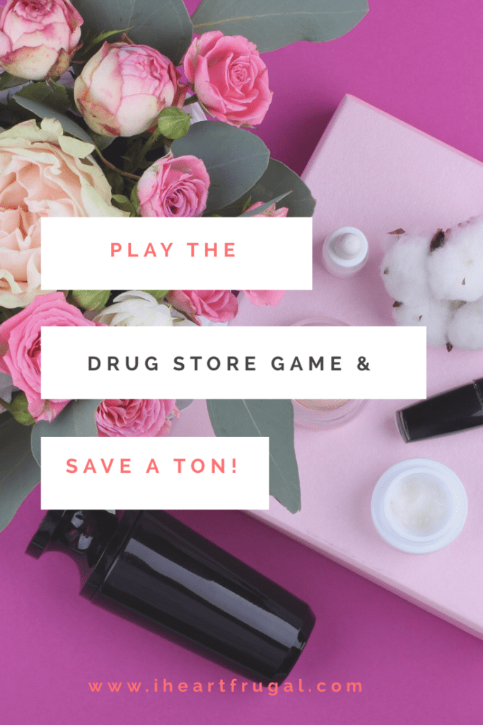Play the drugstore game and save a ton!