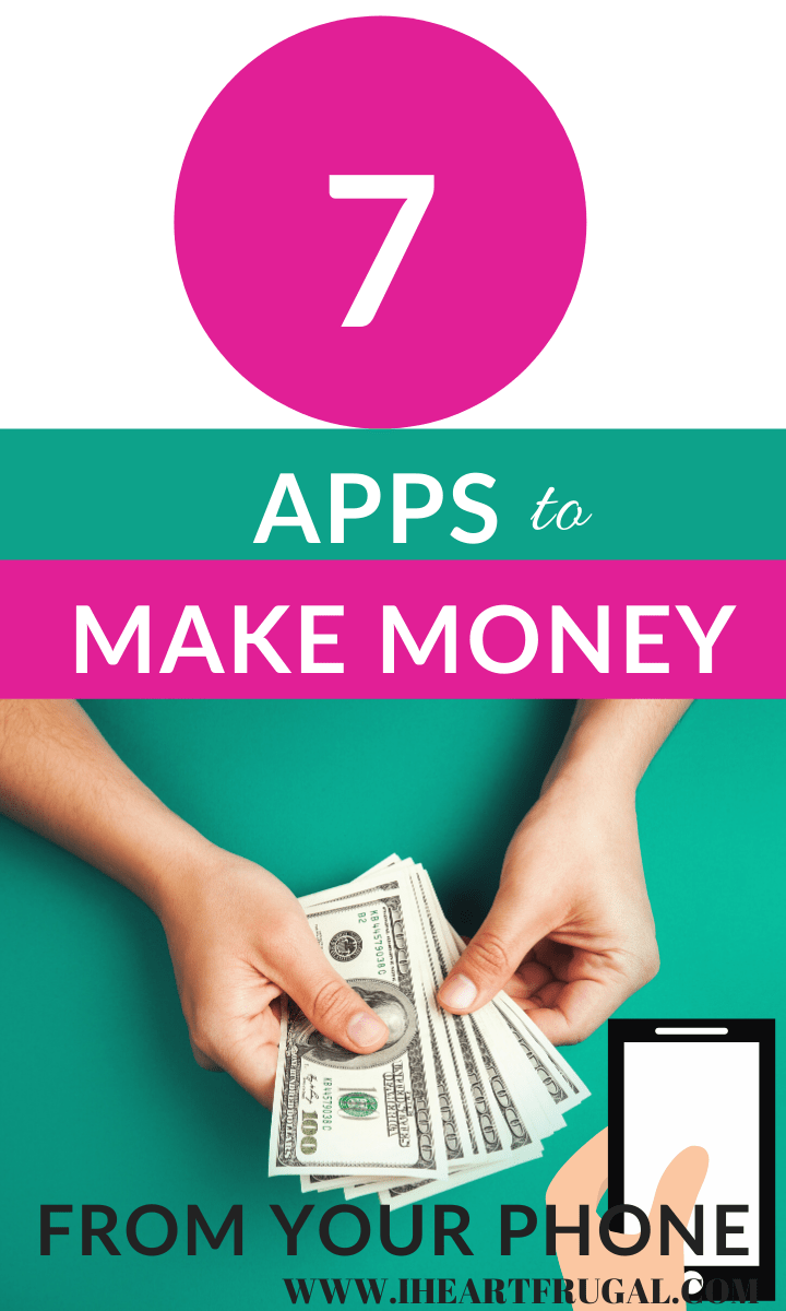 How to Make money with these phone apps #apps #makemoney #sidehustle