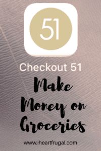 Checkout 51 - Make money on groceries!