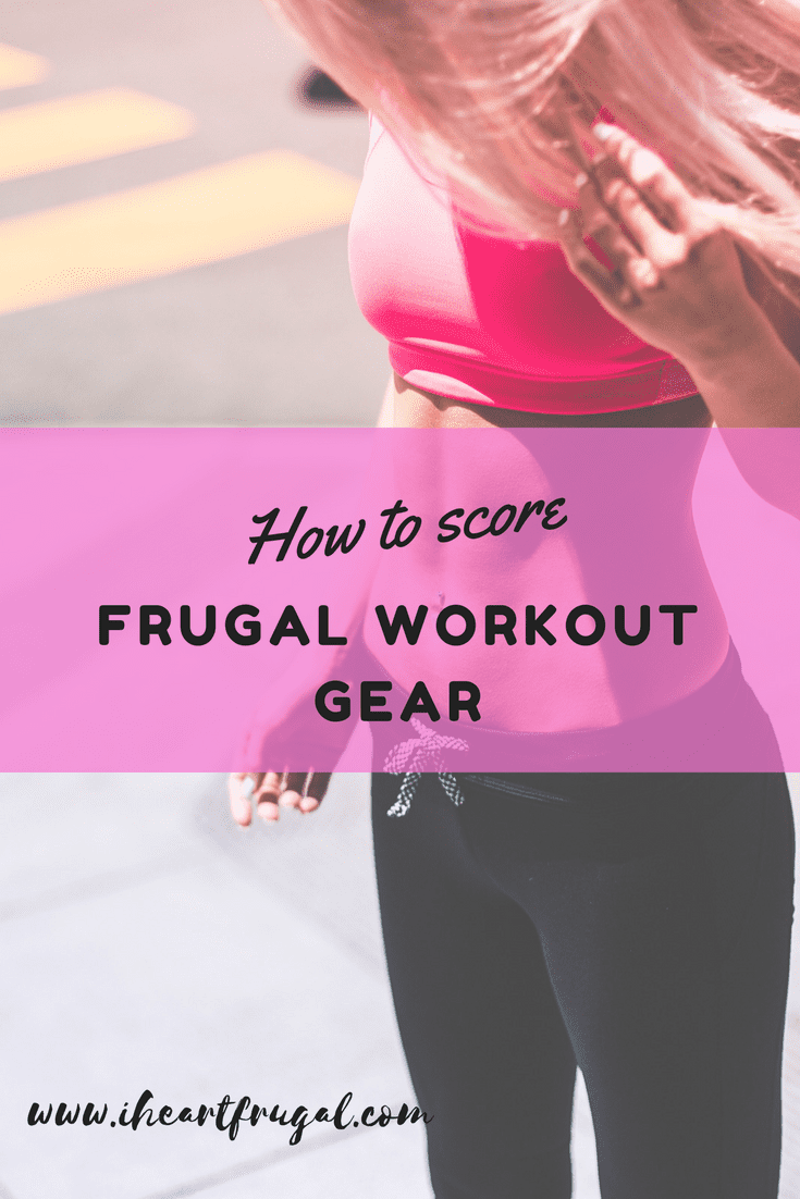 How to Score Frugal Workout Gear
