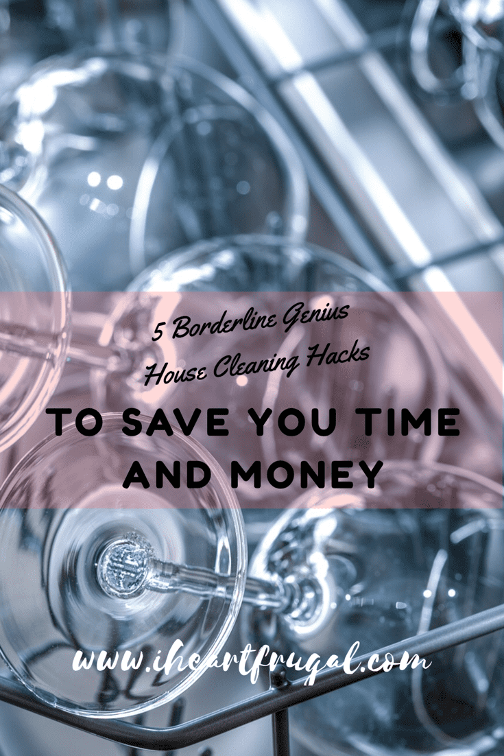 5 House Cleaning Hacks to Save You Time and Money