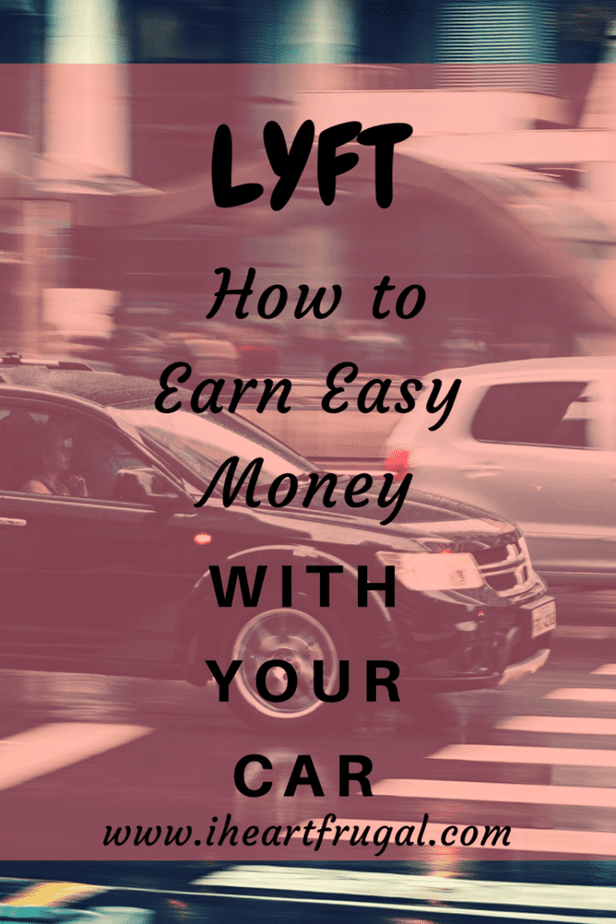 Lyft - Earn Money with Your Car