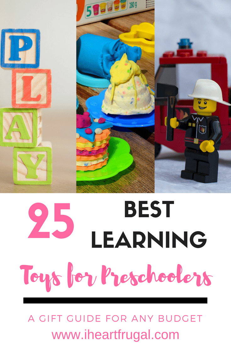 Preschool Learning Toys : Best learning toys for preschool children iheartfrugal