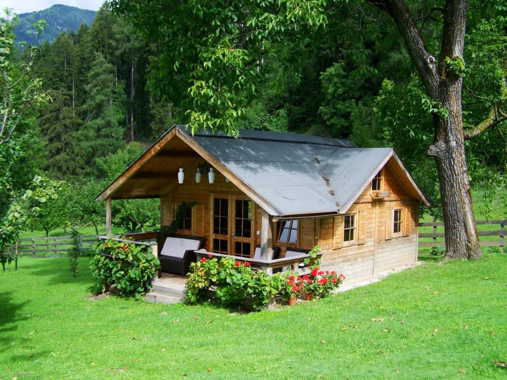 Is tiny home living for you?