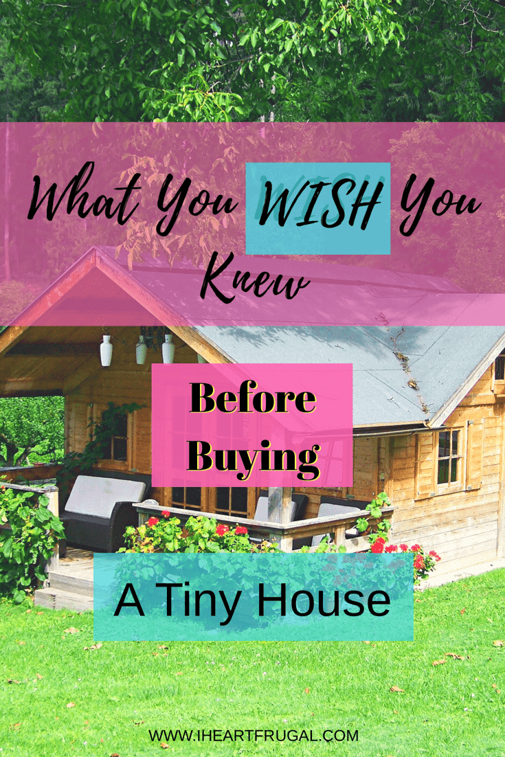 What You Wish You Knew Before Buying a Tiny Home