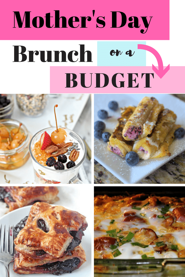Mother's Day Brunch Roundup on a Budget
