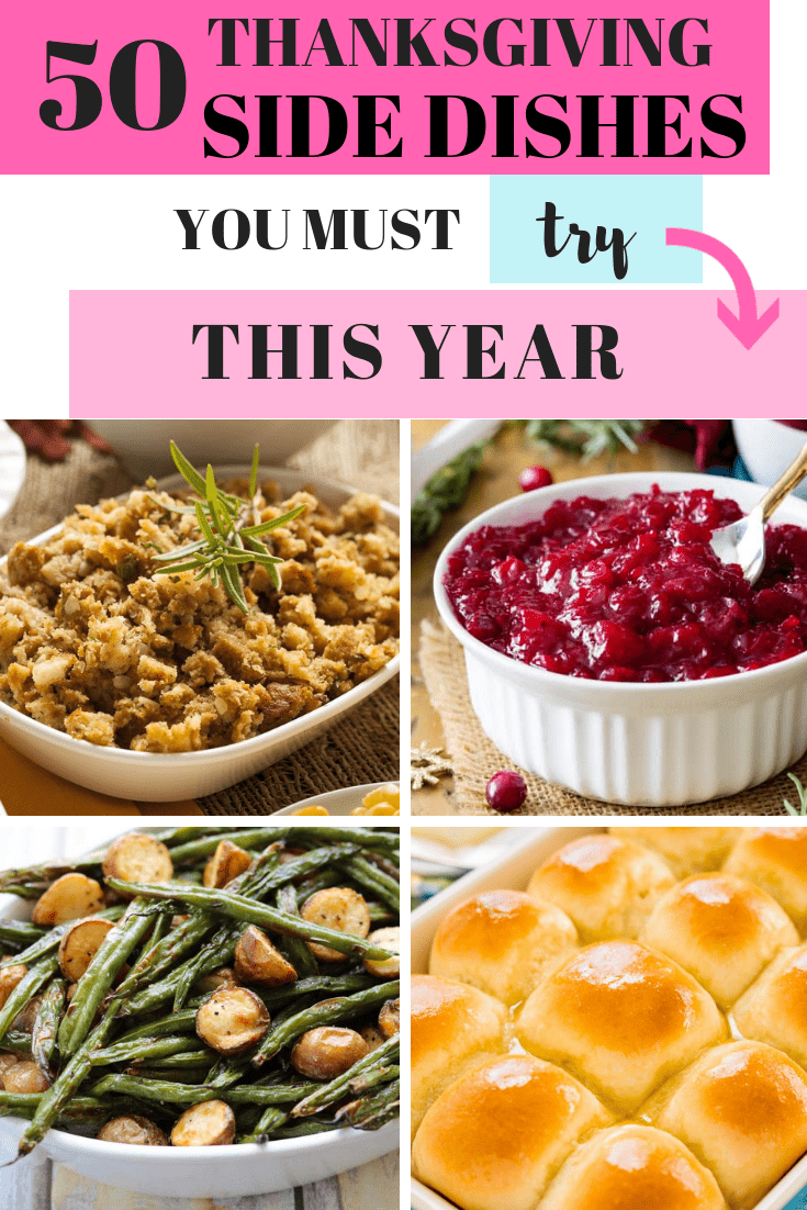 50 Frugal Thanksgiving Side Dishes You Must Try