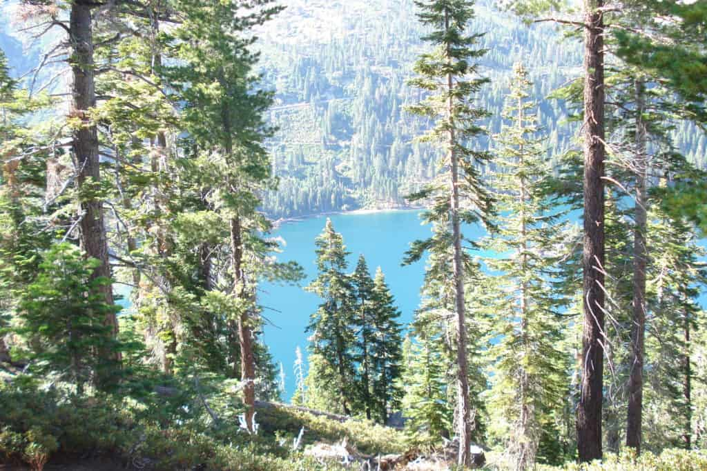 Lake Tahoe - Cheap Places to Travel in the US #budgettravel #cheaptravel