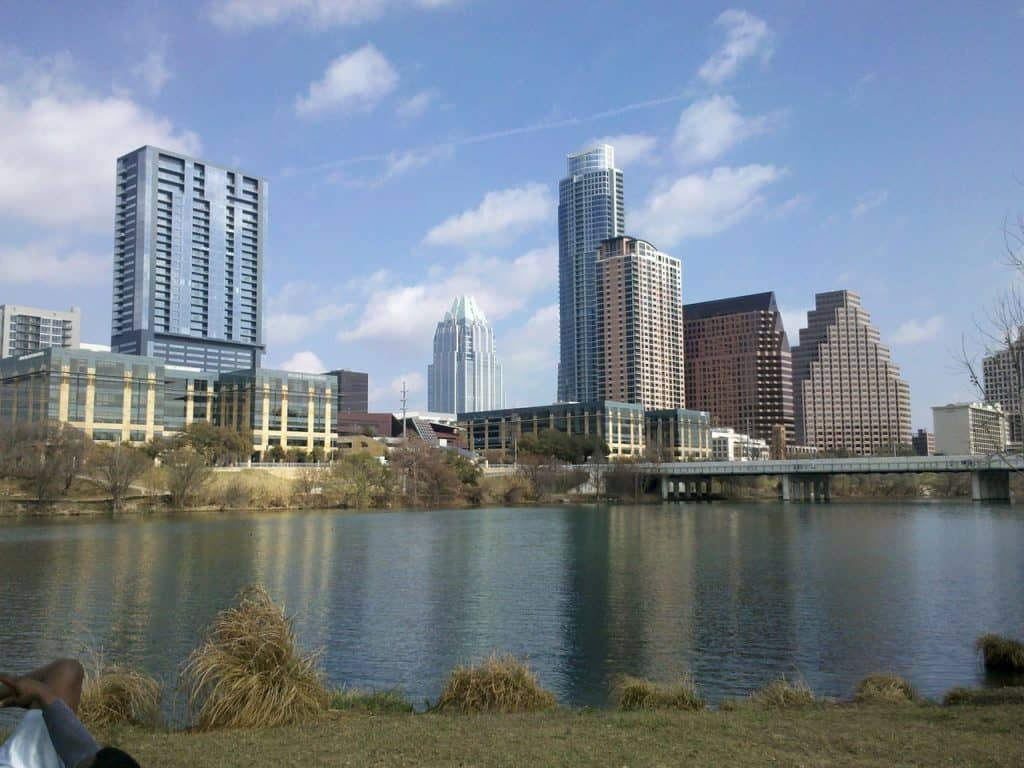 Austin Texas - Cheap Places to Travel in the US #budgettravel #travel