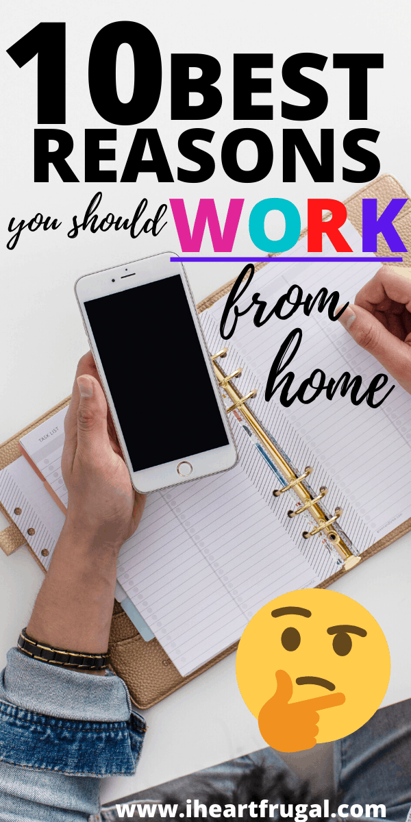 10 Best Reason You Should Work From Home. #workfromhome