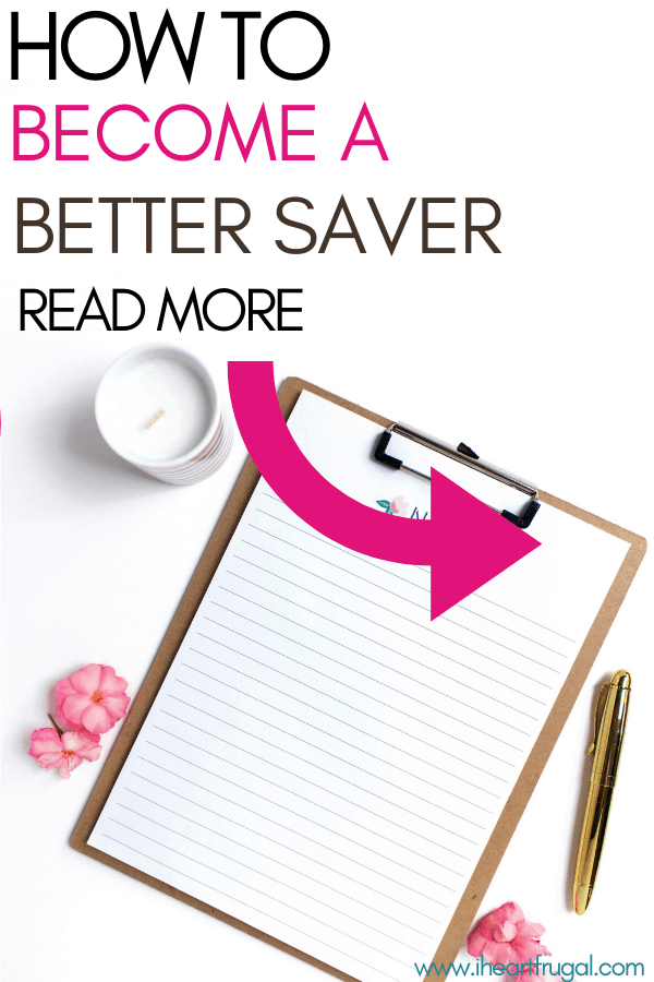How to Become a Better Saver