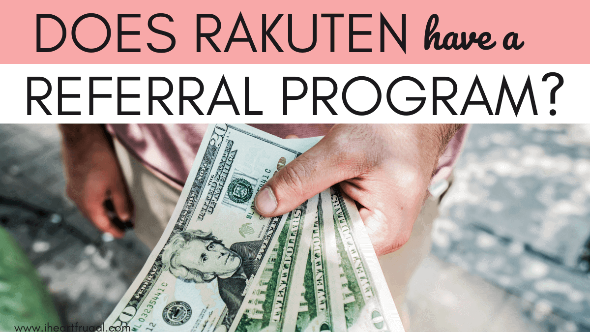 Does Rakuten Have a Referral Program?