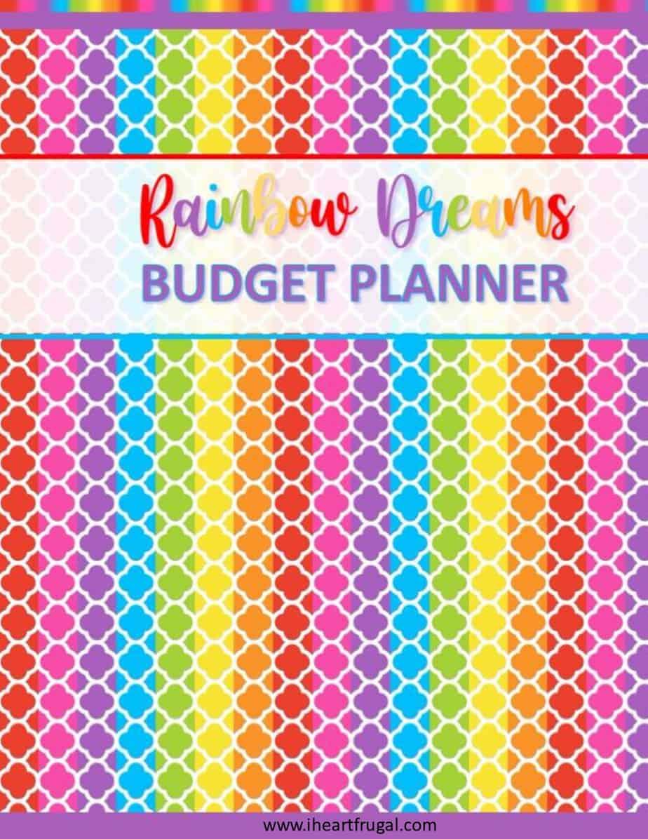 Budget Planner – Family Finance Planner Pack