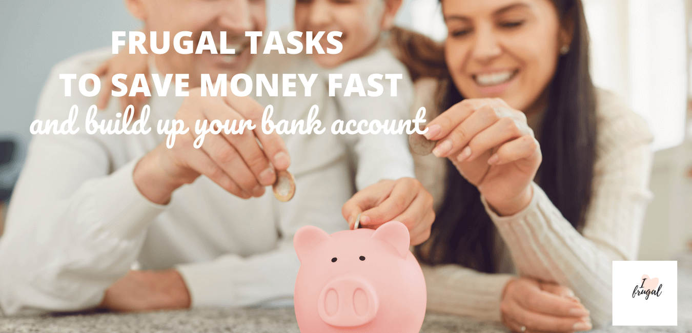 Frugal Hacks to Save Money Fast